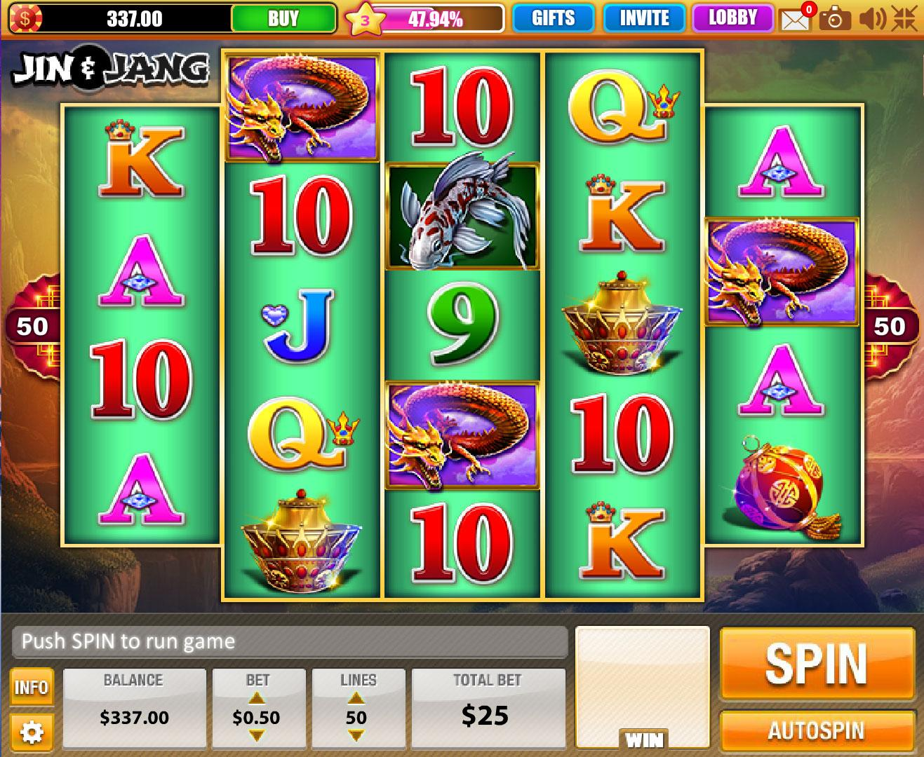 free slots for fun games