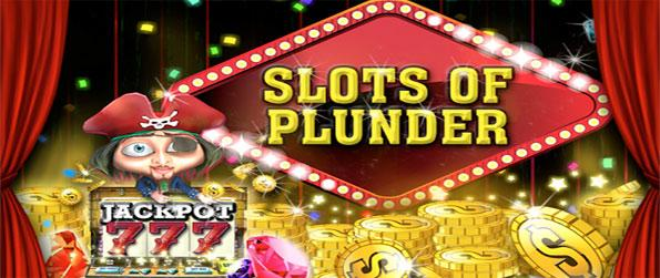 Slots of Plunder - Play some fantastic Pirate Themed Slots, enjoy bonus games and free spins in this amazing Facebook Game.