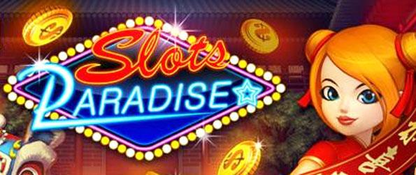 Slots Paradise - Enjoy this classic Facebook Slots game and play on your favorite machine to win big prizes.