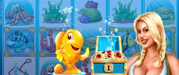 Gold Fish Casino Slots - Enjoy fantastic machines as you spin to win a free Facebook Slots Game.