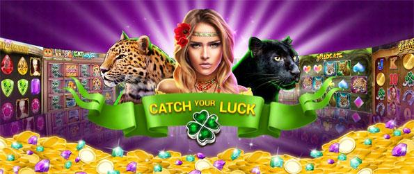 Lady Luck Slots - Enjoy a fun and immersive slots experience full of great gameplay.