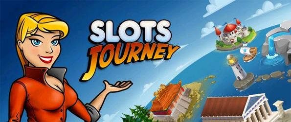 Slots Journey - Travel the world in this awesome slots game.